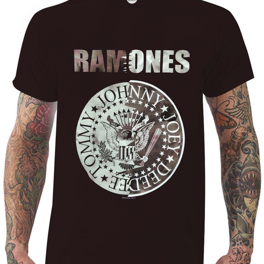 CamisetaRamones - logo