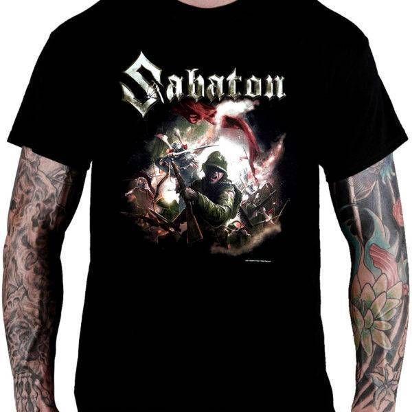 CamisetaSabaton – The Last Stand