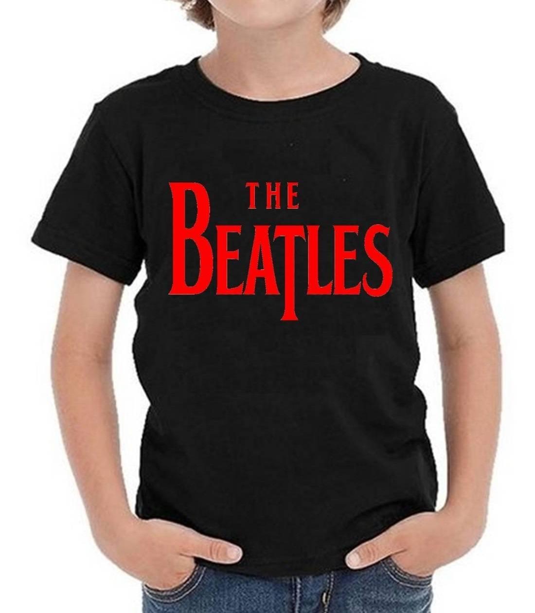 Camiseta The Beatles - Infantil