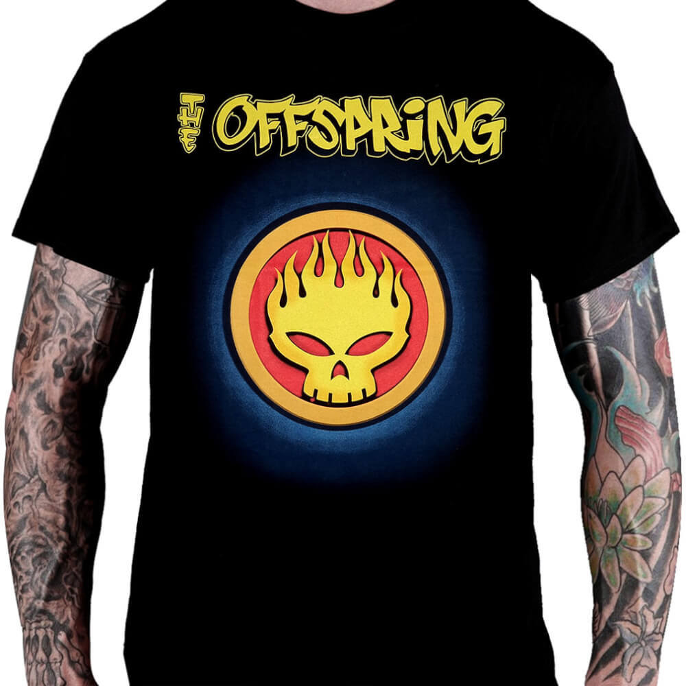 Camiseta THE OFFSPRING – Conspiracy of One
