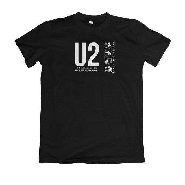 Camiseta U2 - eFull Camisetas
