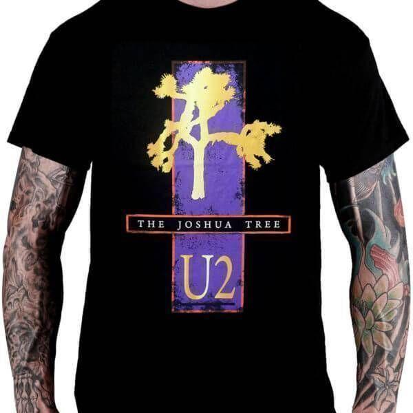 CamisetaU2 – The Joshua Tree