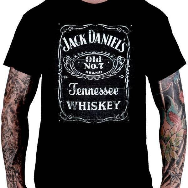 CamisetaWhiskey Jack Daniel's