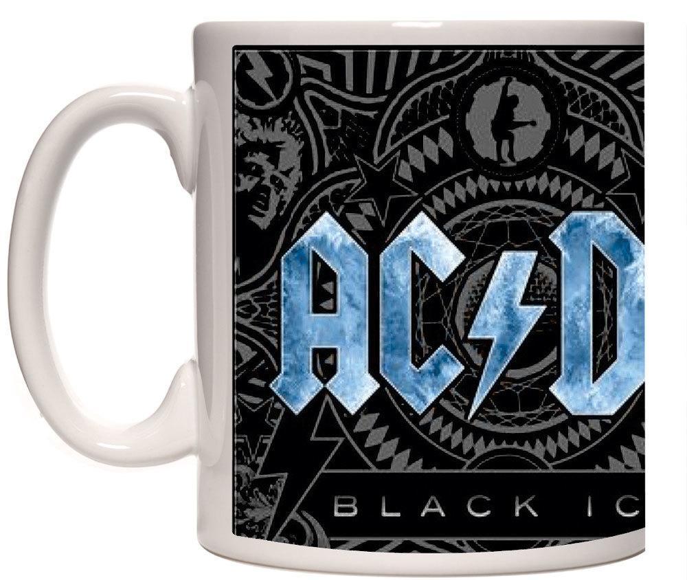 Caneca ACDC Black Ice