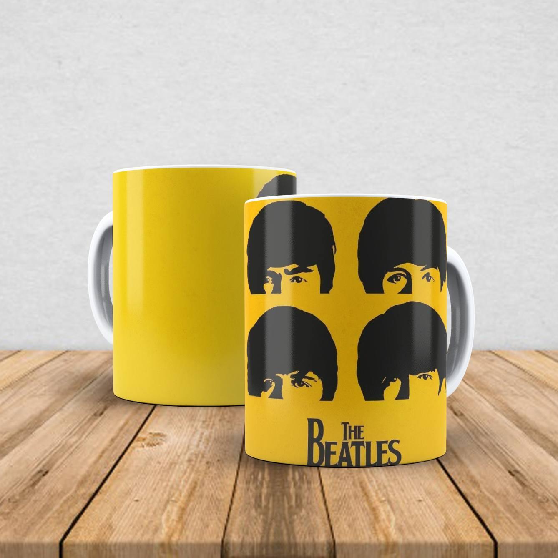 Caneca de porcelana The Beatles 350ml I