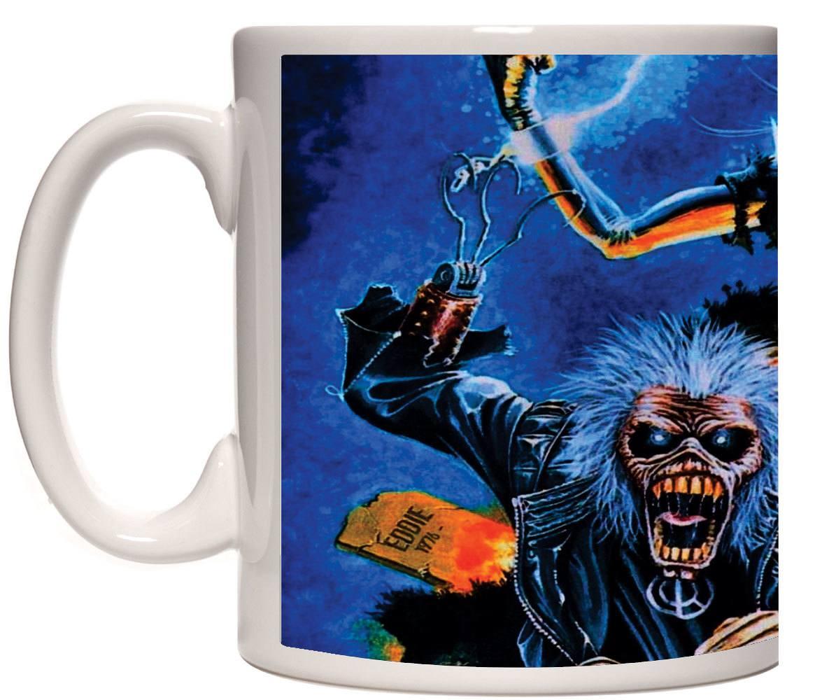 Caneca Iron Maiden Eddie