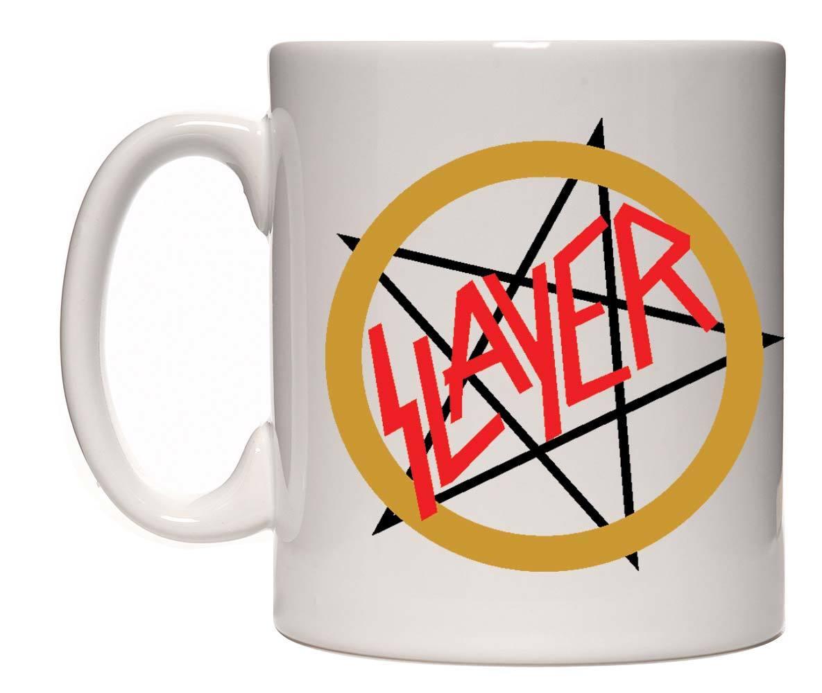 Caneca Porcelana Slayer