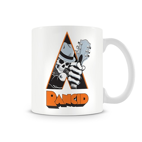 Caneca Rancid - Clockwork