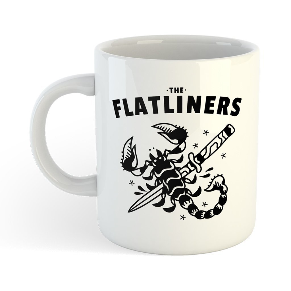 Caneca The Flatliners - Skorpion