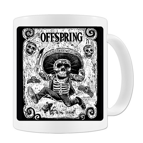 Caneca The Offsprings - Posada