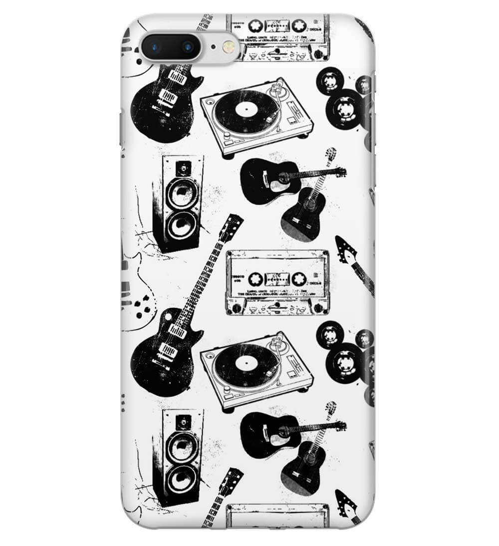Capa de Celular Instrumentos Musicais 01
