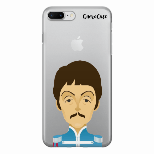 Capa de Celular The Beatles Paul McCartney
