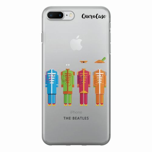 Capa de Celular The Beatles Sgt. Peppers