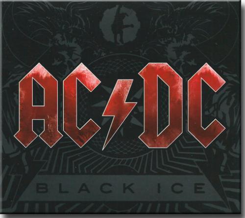 Cd Ac/dc - Black Ice