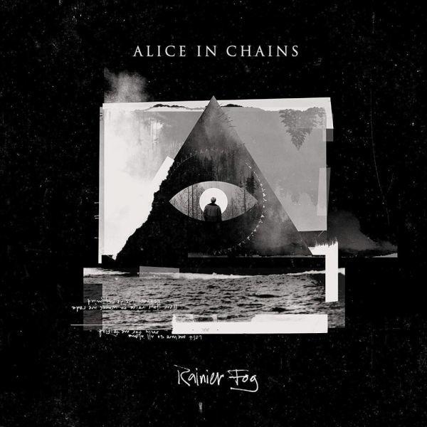 CD Alice In Chains - Rainier Fog (Digipack)