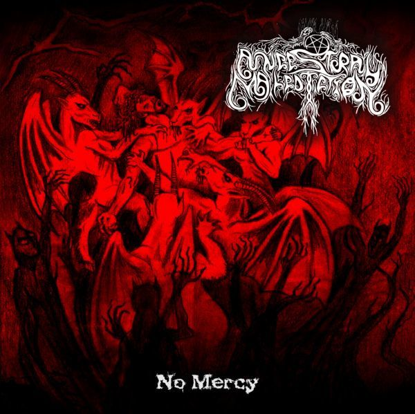 CD Ancestral Malediction - No Mercy