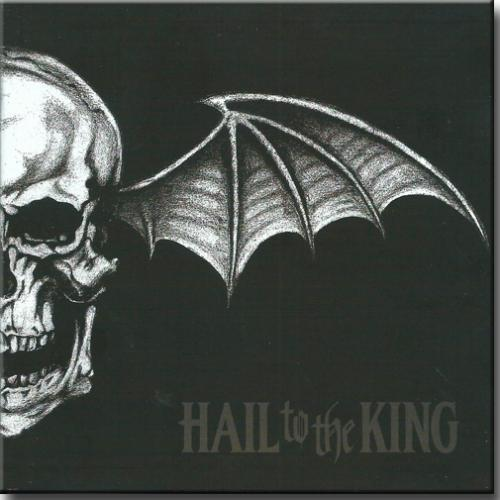 Cd Avenged Sevenfold - Hail to The King