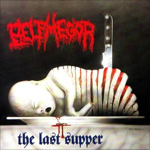 CD Belphegor - The Last Supper