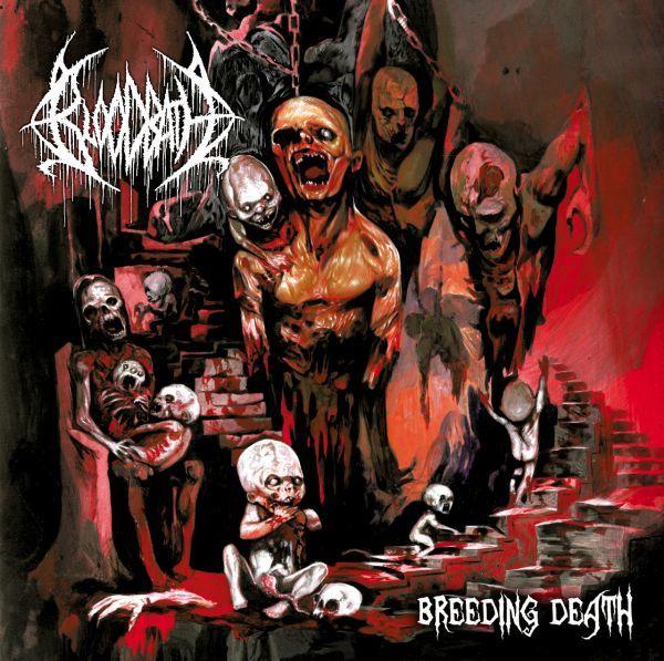 CD Bloodbath – Breeding Death