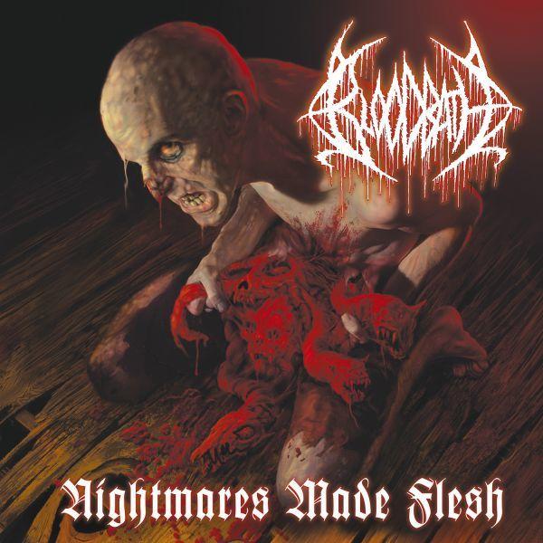 CD Bloodbath - Nightmares Made Flesh