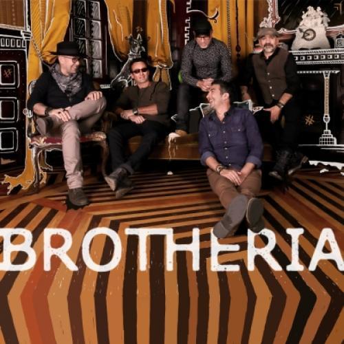 Cd Brotheria - Então