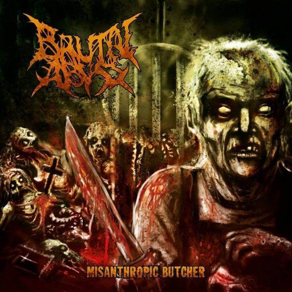 CD Brutal Abyss - Misanthropic Butcher