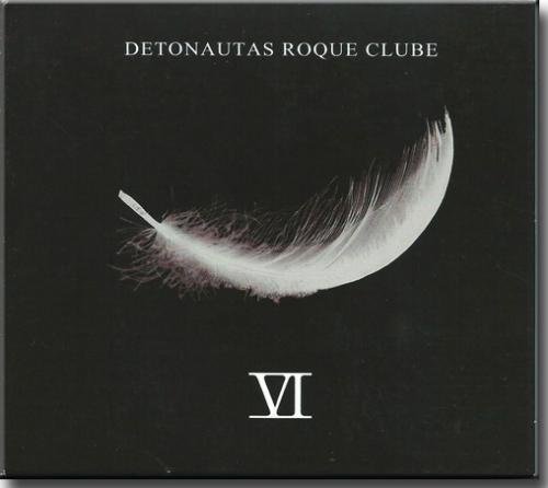 Cd Detonautas Roque Clube - vi