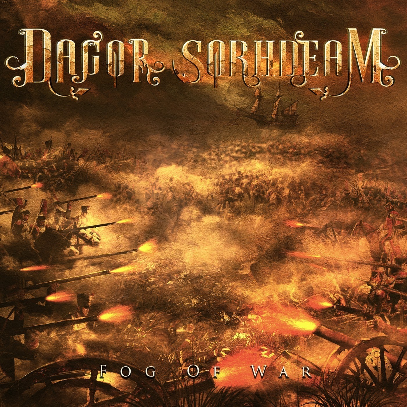 CD Fog of War - Banda Dagor