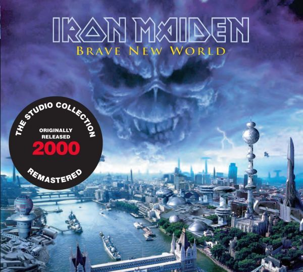 CD Iron Maiden - Brave New World (Digipack)
