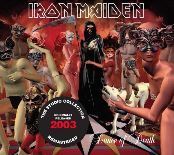 CD Iron Maiden - Dance Of Death (Digipack)