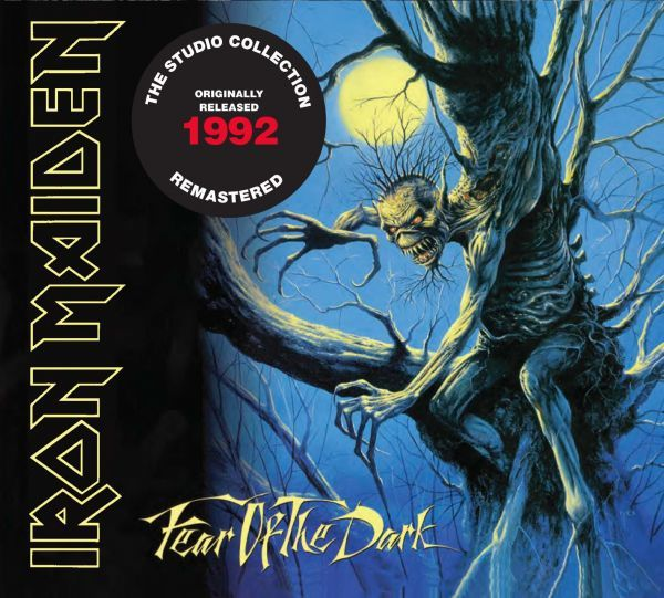 CD Iron Maiden - Fear Of The Dark (Digipack)