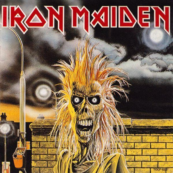 CD Iron Maiden - Iron Maiden (Digipack)