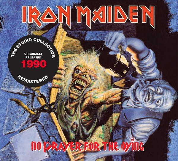 CD Iron Maiden - No Prayer For The Dying (Digipack)