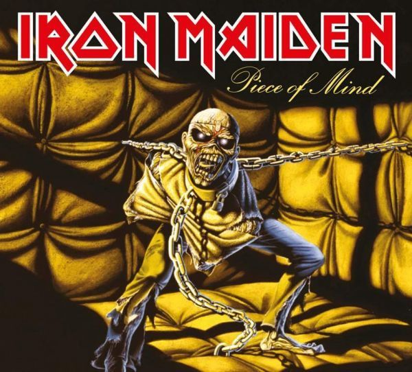CD Iron Maiden - Piece Of Mind (Digipack)