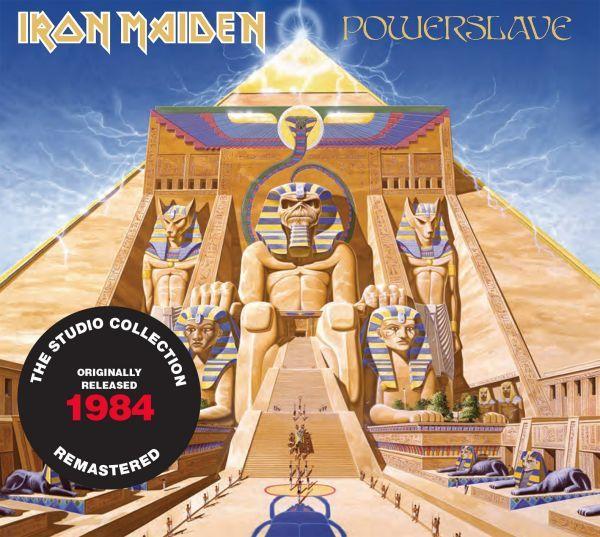 CD Iron Maiden - Powerslave (Digipack)