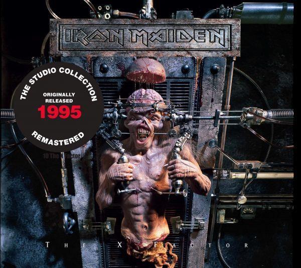 CD Iron Maiden - The X Factor (Digipack)