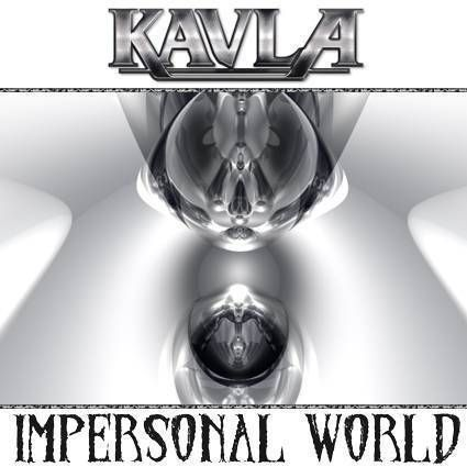 CD - Kavla - Impersonal World - Banda Kavla