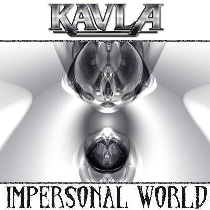CD - Kavla - Impersonal World - Banda Kavla