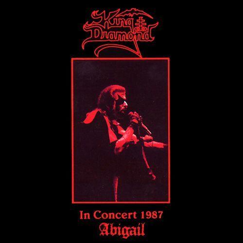 CD King Diamond – In Concert 1987: Abigail