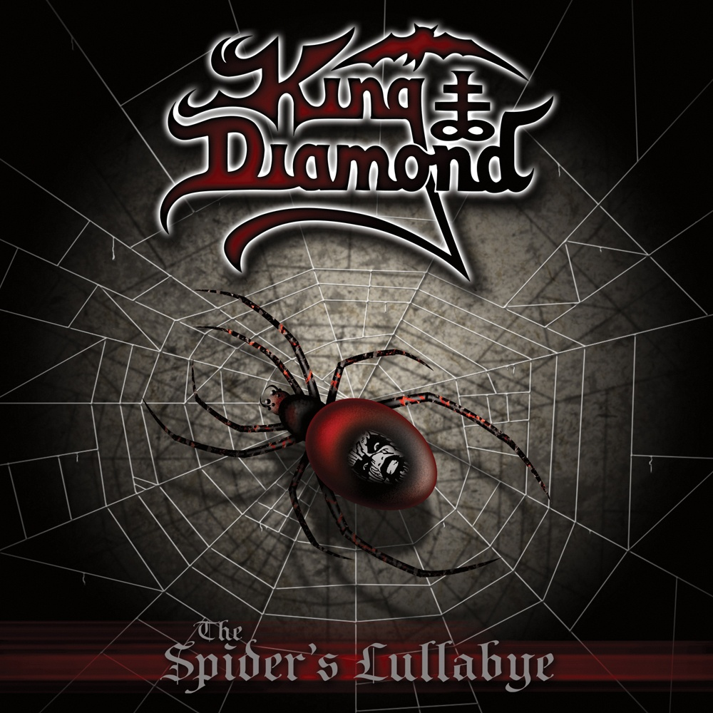 CD - King Diamond - The Spider's Lullabye (Slipcase)