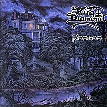CD - King Diamond - Voodoo (Slipcase)