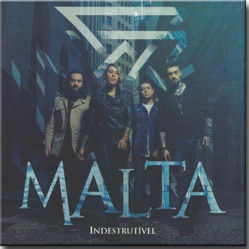 Cd Malta - Indestrutível