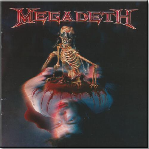 Cd Megadeth - The World Needs a Hero