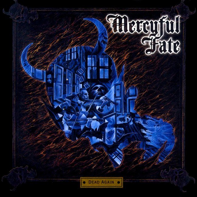 CD - Mercyful Fate - Dead Again ( Slipcase )