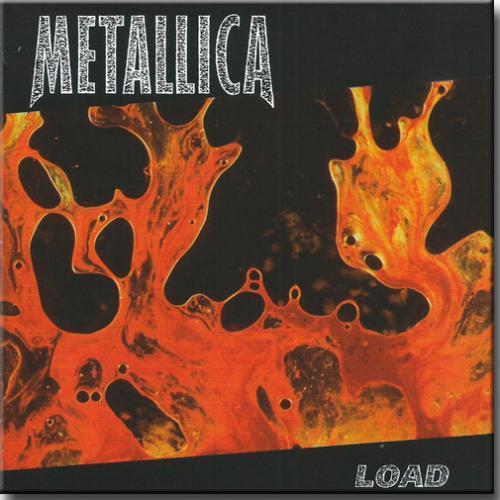 Cd Metallica - Load - 1996
