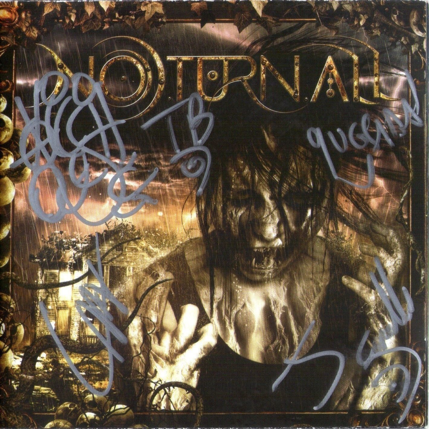 CD - Noturnall - Noturnall - Autografado