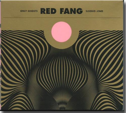 Cd Red Fang - Only Ghost