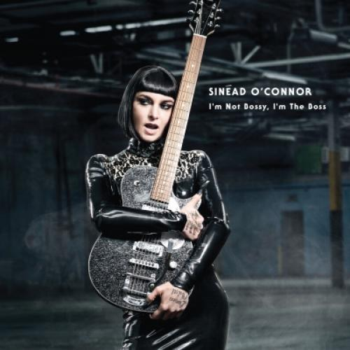 Cd Sinéad O'connor - im Not Bossy, im The Boss