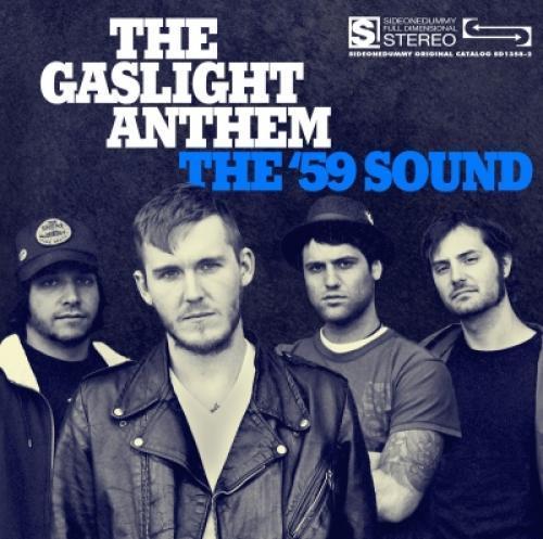 Cd The Gaslight Anthem - The '59 Sound