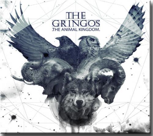 Cd The Gringos - The Animal Kingdom.
